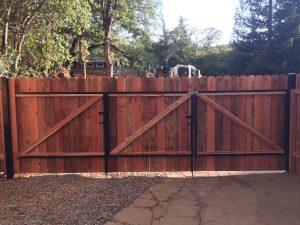 IRON FRAME GATES
