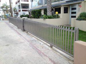 IRON ROLLING GATE